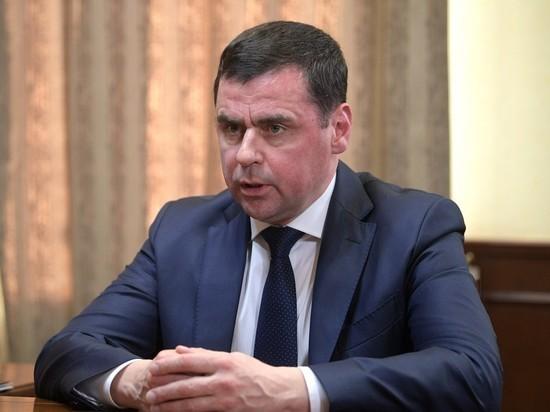 Ярославский губернатор отправился на заслуженный отдых