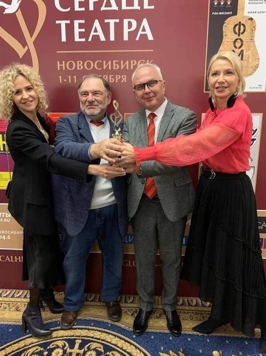 Музыкальный театр Кузбасса стал обладателем приза зрительских симпатий Национального театрального фестиваля