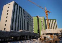 В Якутске до конца 2021 года сдадут кардиологический диспансер