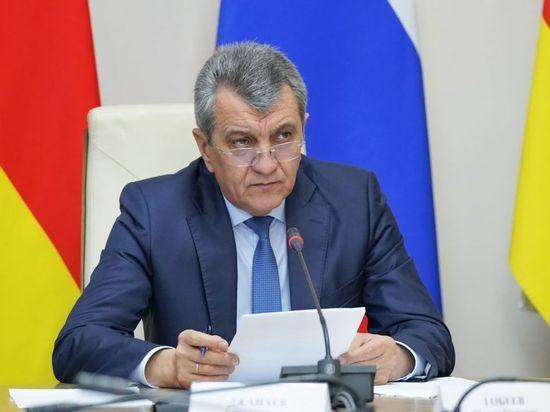 Меняйло потребовал предупреждать население Северной Осетии о ремонтах