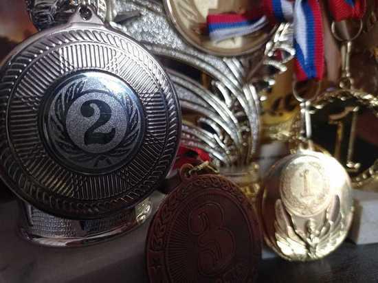 Калужские силачи взяли медали Чемпионата России по спорту слепых