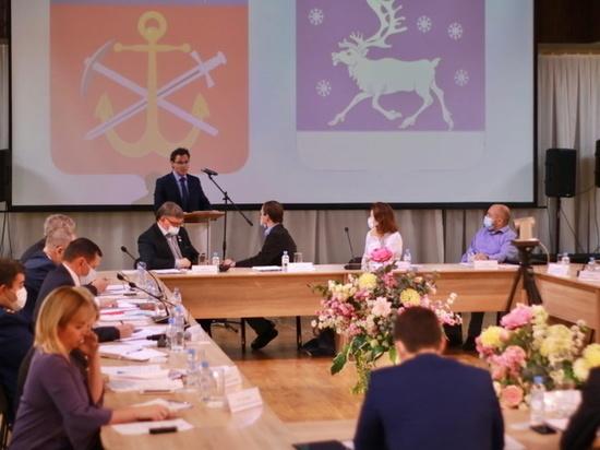 Главой Кольского района вновь избран Андрей Малхасян