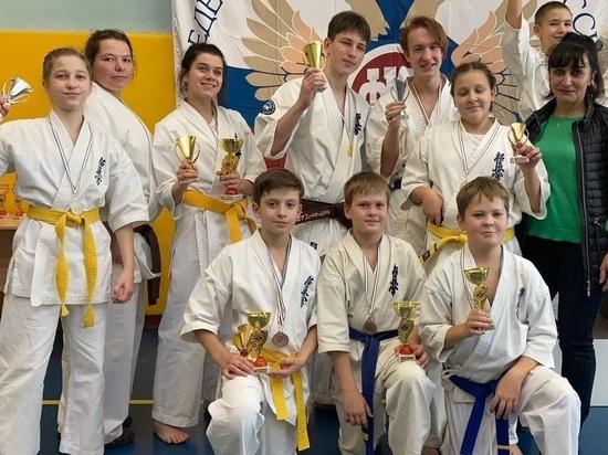Каратисты из Петрозаводска завоевали награды на соревнованиях в Москве
