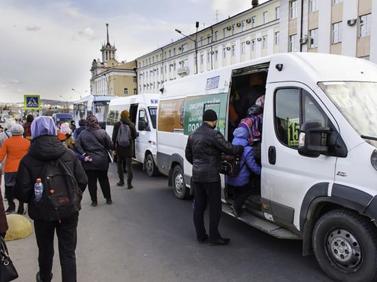 «Автобусы от Путина» как спасение от коллапса