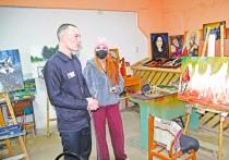 В городе Гусиноозерске Республики Бурятия, неподалеку от ГРЭС, находится исправительная колония №1 общего режима