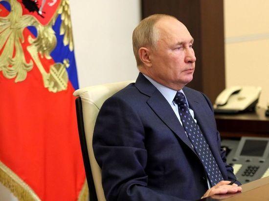 Путин не стал ревакцинироваться от коронавируса