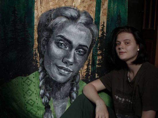 Окунуться в мир стрит-арта нам поможет Оксана Борнякова