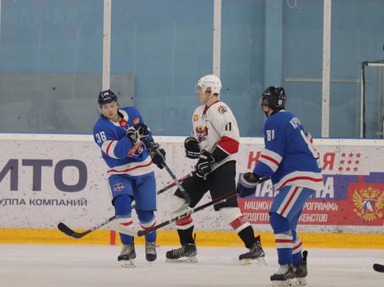 Карельские хоккеисты выиграли четыре матча подряд