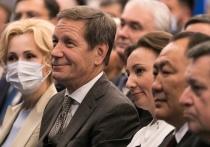 Экс-глава Тувы Шолбан Кара-оол стал заместителем председателя Госдумы