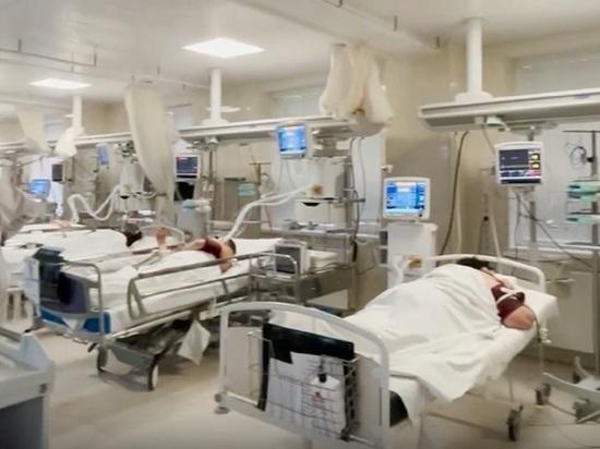 Вячеслав Гладков рассказал о 21-летнем пациенте из красной зоны белгородского ковид-госпиталя