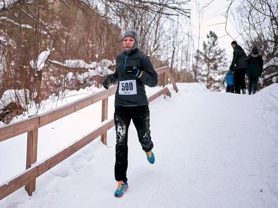 Спортсменка из Красноярска рассказала об особенностях зимнего бега