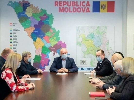 Лидеры ПСРМ обсудили критическую ситуацию в энергокомплексе РМ