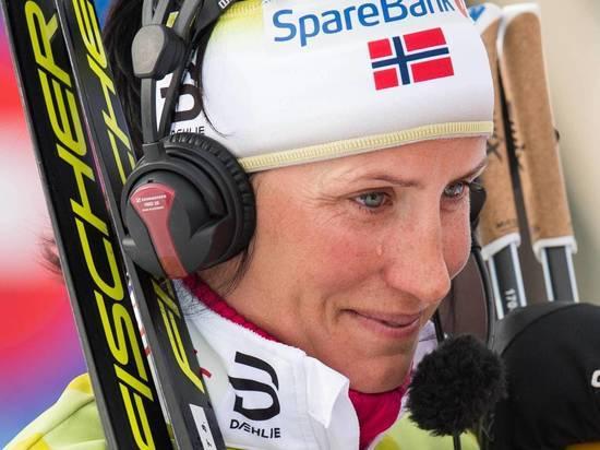 Восьмикратная олимпийская чемпионка по лыжным гонкам Марит Бьорген призналась, что в 2017 году сдала положительный допинг-тест