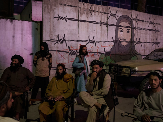 Талибы провели переговоры с США