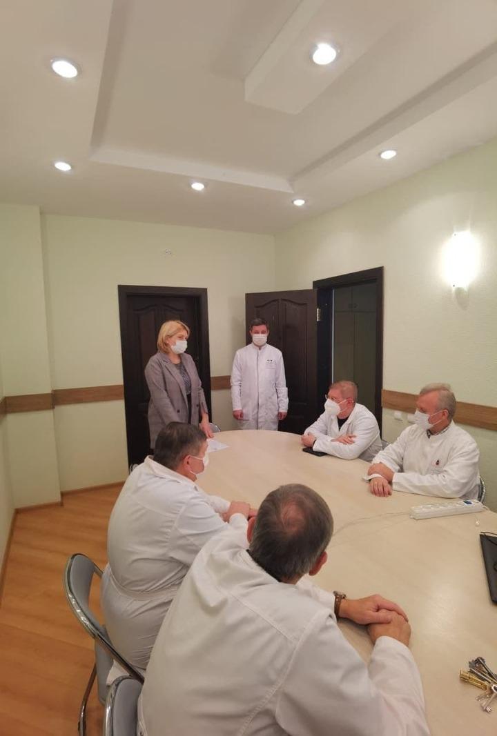 Михаил Миронов стал новым главным врачом Псковской психиатрической больницы, фото-2