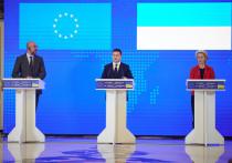 В Киеве состоялось заседание 23-го саммита Украины и Евросоюза