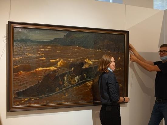 Выставка из фондов Государственного Русского музея открылась в Краснодаре
