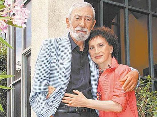 Вахтанг Кикабидзе потерял жену: прожили больше 50 лет