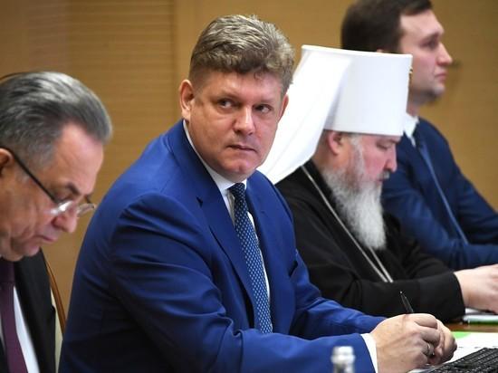 Анатолий Серышев будет курировать Красноярский край в должности полпреда президента в СФО
