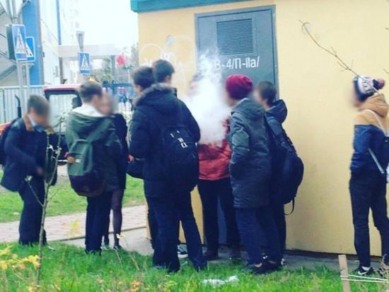 Проверка школьников на курение анонсировали на декабрь