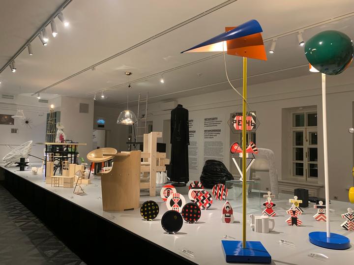 Перезагрузка Музея Декоративного искусства началась с предметного разговора