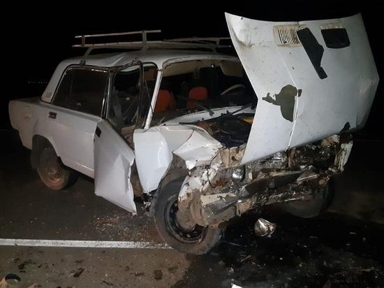В Астраханской области участковый полиции устроил смертельное ДТП