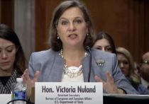 Пресс-секретарь Белого дома Джен Псаки считает, что встречи заместителя госсекретаря США по политическим делам Виктории Нуланд в Москве носят конструктивный и продуктивный характер