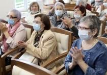 В октябре в Алтайском крае традиционно проходит месячник пожилых людей