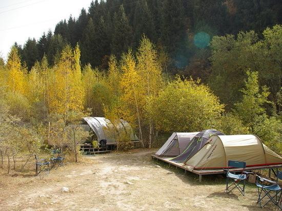 Казахстанская Школа пребывания в дикой природе отметила свою первую годовщину
