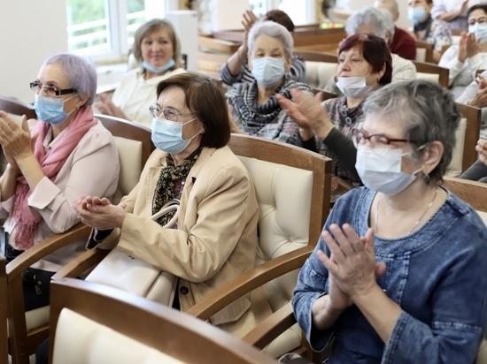 Старость в радость: в Новоалтайске работает Центр дневного пребывания пожилых людей и инвалидов