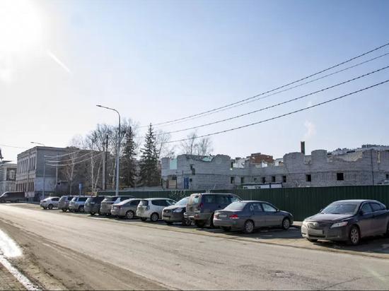Новый собственник скандально известного здания в Барнауле может лишиться своего объекта