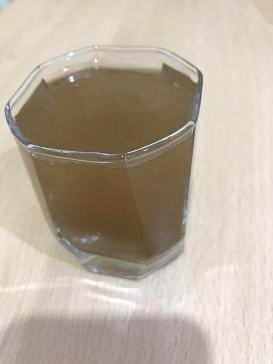 Грязная вода из крана возмутила жителей Пурпе