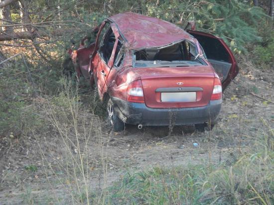 В Парфеньевском районе Костромской области произошло смертельное ДТП