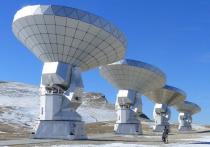 Астрономы сбиты с толку таинственными радиосигналами, исходящими из центра Млечного Пути