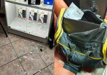 Грабитель кузбасского ломбарда грозил порезать себя во время задержания