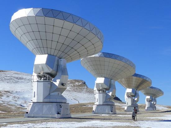 Ученые скептически оценивают получение посланий от инопланетян