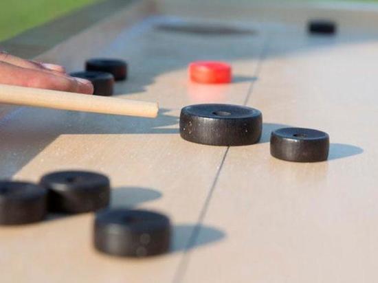В Абакане проходит фестиваль настольных спортивных игр