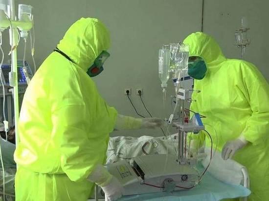 Коронавирусный госпиталь в Брянске примет первых пациентов