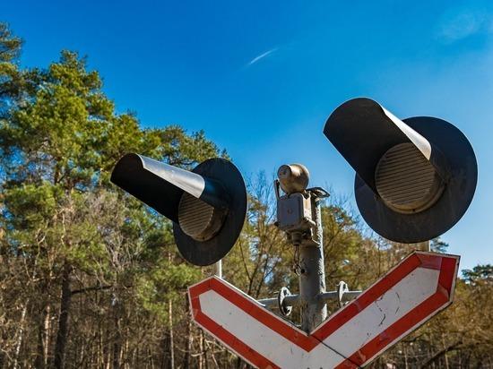 В 2021 году на железнодорожных переездах Карелии произошло два ДТП