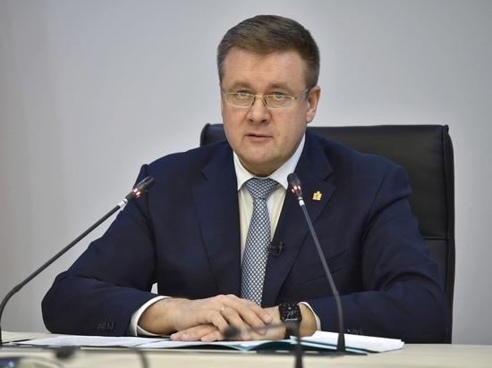 В рязанском правительстве опровергли слухи об отставке Любимова
