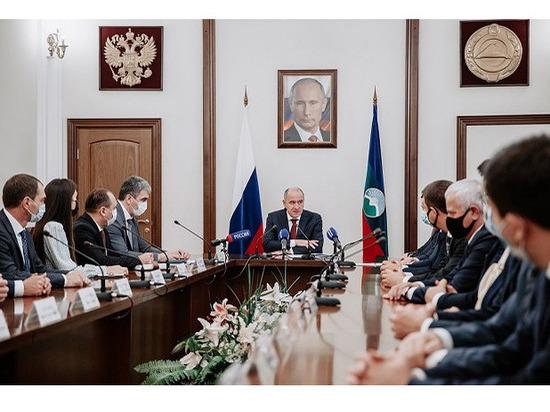В Карачаево-Черкесии появилось новое министерство