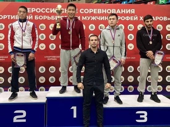 Борцы из Бурятии завоевали 13 медалей на Всероссийских соревнованиях