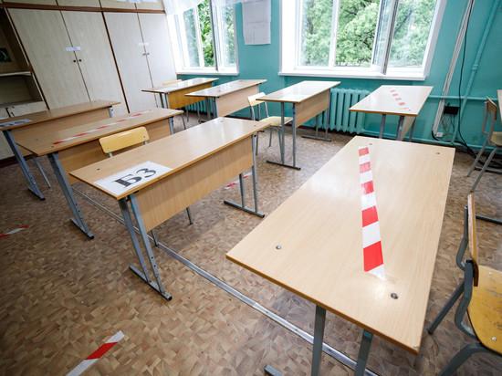 Две школы в Псковской области полностью закрыли на карантин из-за ОРВИ