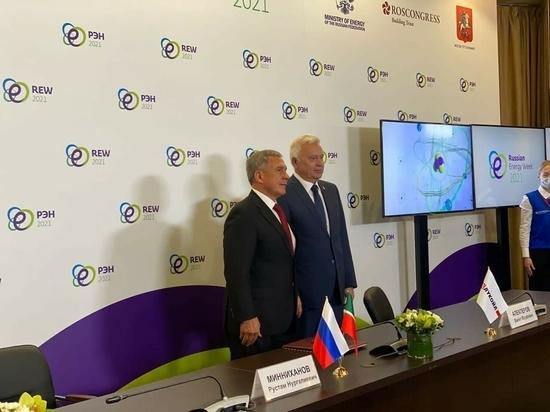 Подписано соглашение между Правительством Татарстана и «Лукойлом»