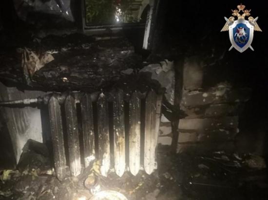 Житель Кстовского района курил в постели, а погибла его мать