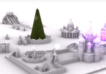 Видеопроект будущих ледовых городков показал землякам глава Губкинского