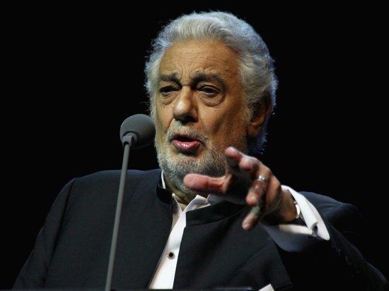 С погибшим в Большом театре артистом пришел попрощаться Пласидо Доминго