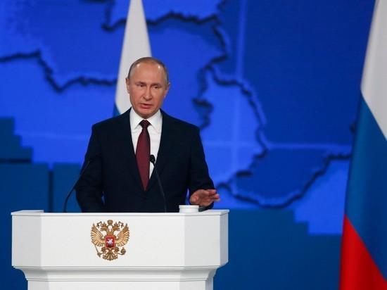 Путин обвинил Украину в краже российского газа