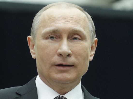 Путин заявил о неограниченном планетарном характере запасов газа в России
