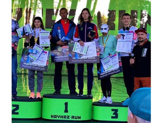 Атлетка из Железноводска победила в Кисловодском марафоне KAVKAZ.RUN